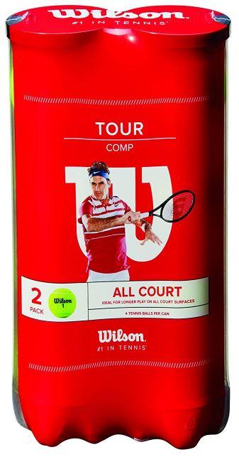 Tenisové míčky Wilson Tour Tennis Balls