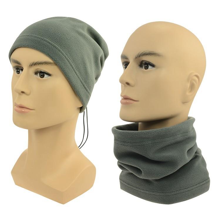 Multifunkční šátek 2v1 Fleece