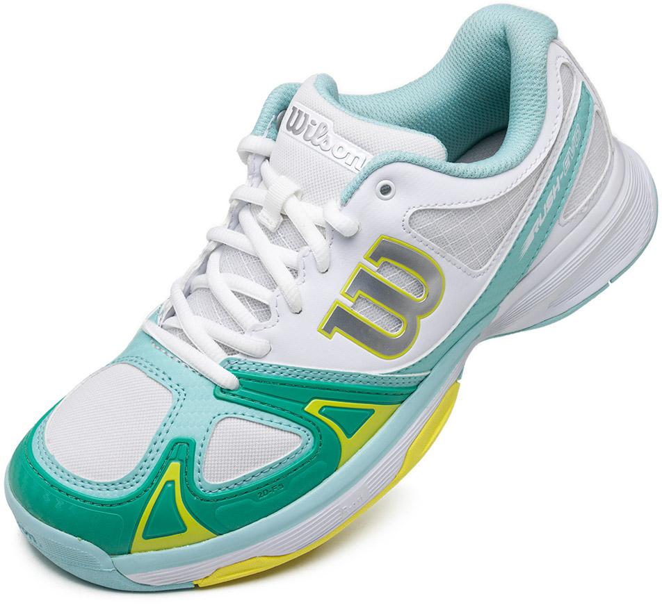 Dámská tenisová obuv Wilson Rush Evo