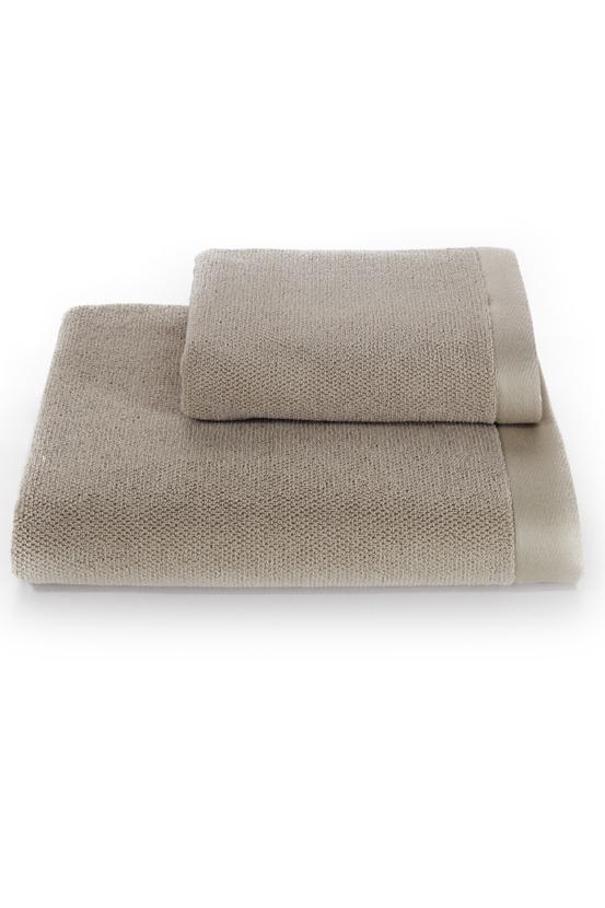 Soft Cotton Osuška a ručník LORD, Béžová, 580 gr / m², Česaná prémiová bavlna 100%