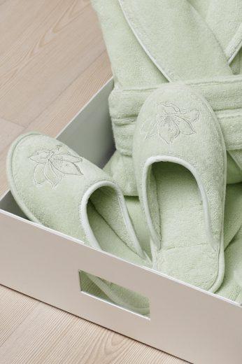 Soft Cotton Dámské pantofle LILIUM