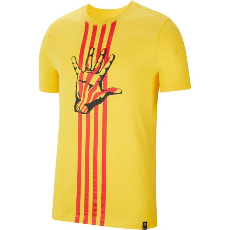FC Barcelona pánské tričko Hand Nike 36131