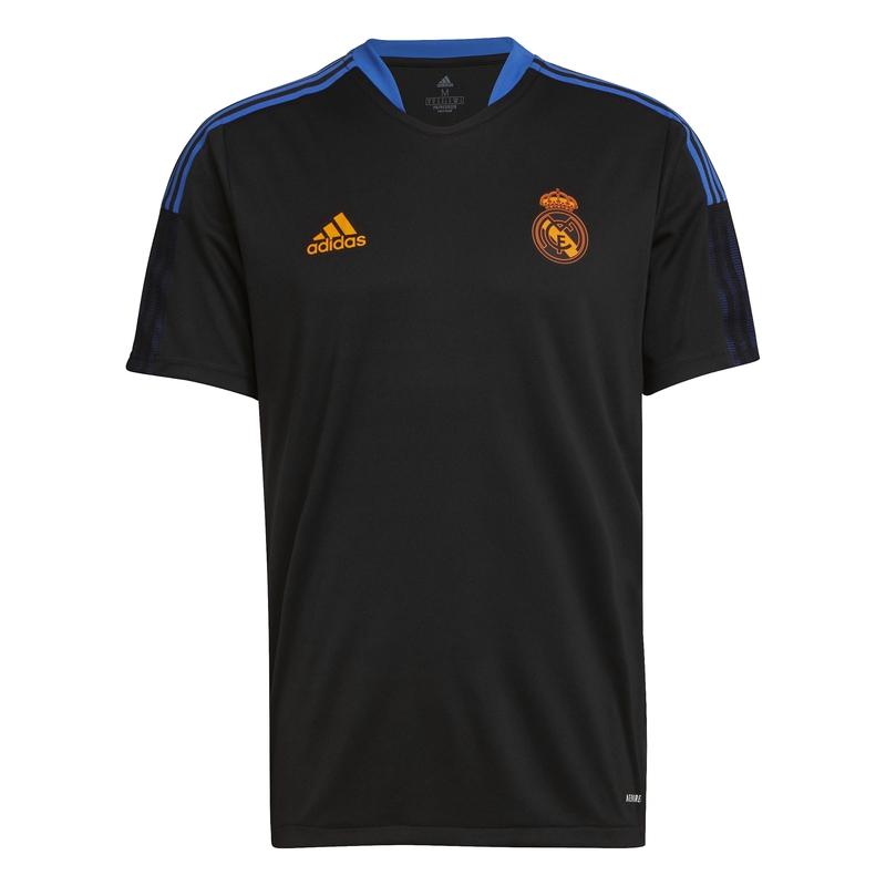 Real Madrid tréninkový pánský dres Tiro black adidas 38066