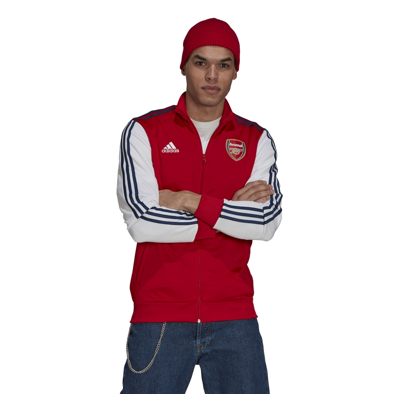 FC Arsenal pánská mikina track scarle adidas 38789