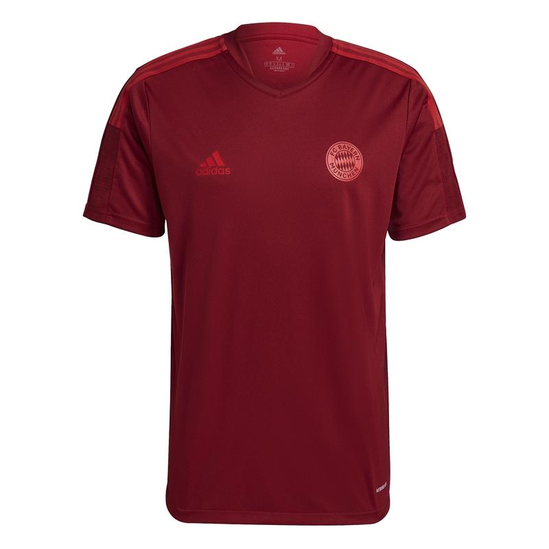 Bayern Mnichov tréninkový pánský dres Tiro red adidas 38192