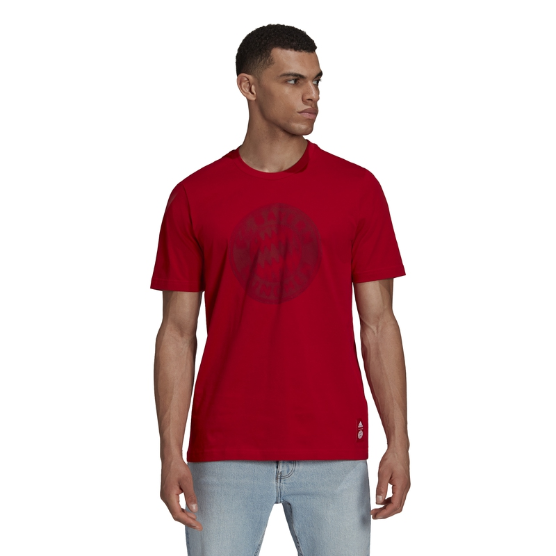 Bayern Mnichov pánské tričko tee crest adidas 37826