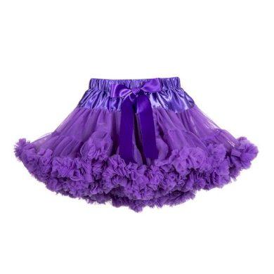Dívčí TUTU PETTI sukýnka - fialová