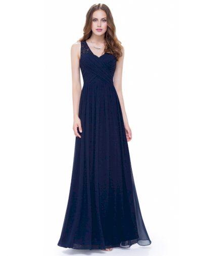 Společenské šaty Ever-Pretty EP08871NB Modré
