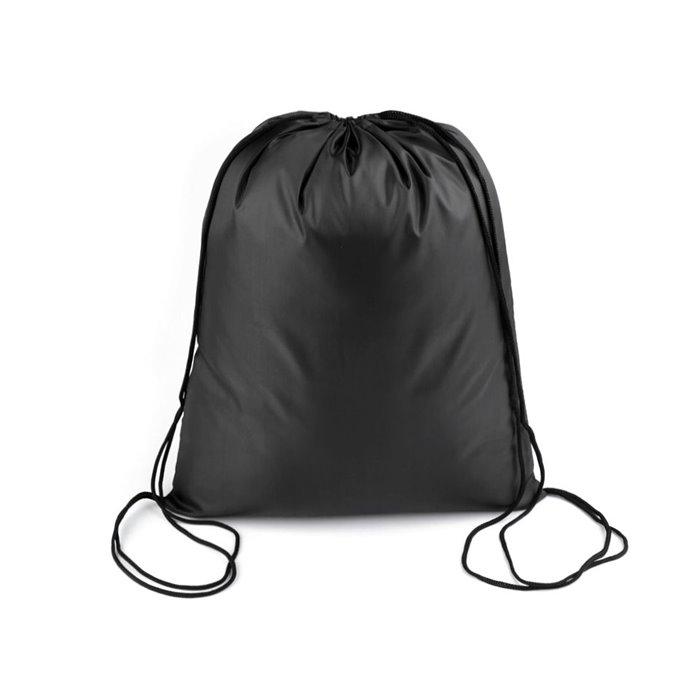 Polyesterový vak na záda černý Timy F730805CCC