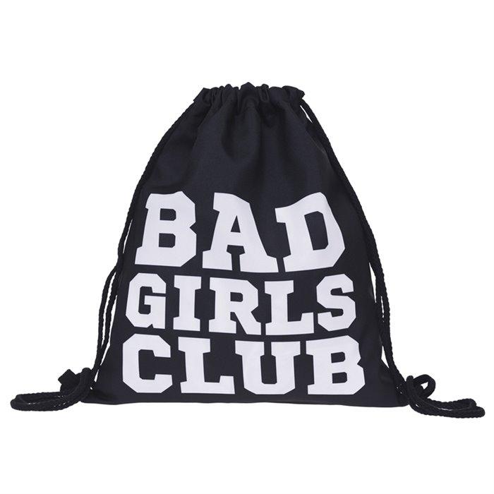 Plátěný vak s 3D potiskem Bad Girls Club Timy BL003