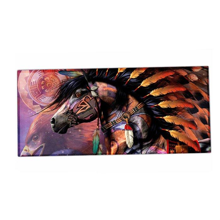 XXL podložka pod myš HUADO Indianský kůň Huado XM-00028