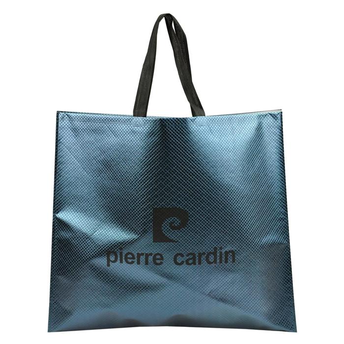 Pierre Cardin Shopping Bag Modrá Pierre Cardin F025050Bl