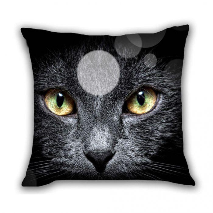 Huado dekorační povlak na polštář 45x45 Kočičí oči Huado PLW-62690