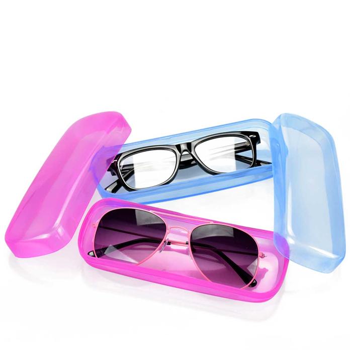 Dětské plastové pouzdro na brýle Focus 3 barvy Montana HC11S