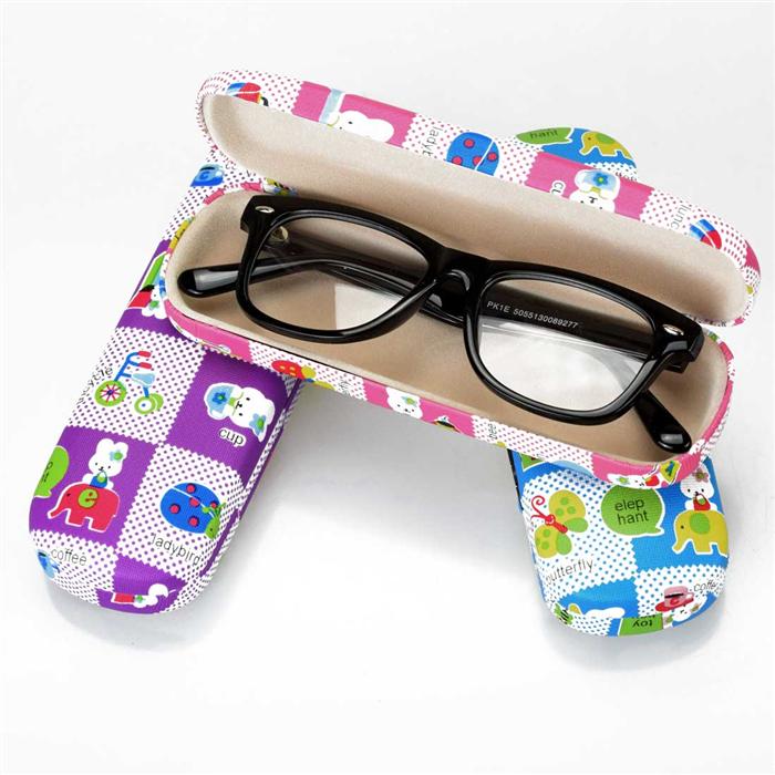 Dětské kovové pouzdro na brýle Bunny 3 barvy Montana HC22