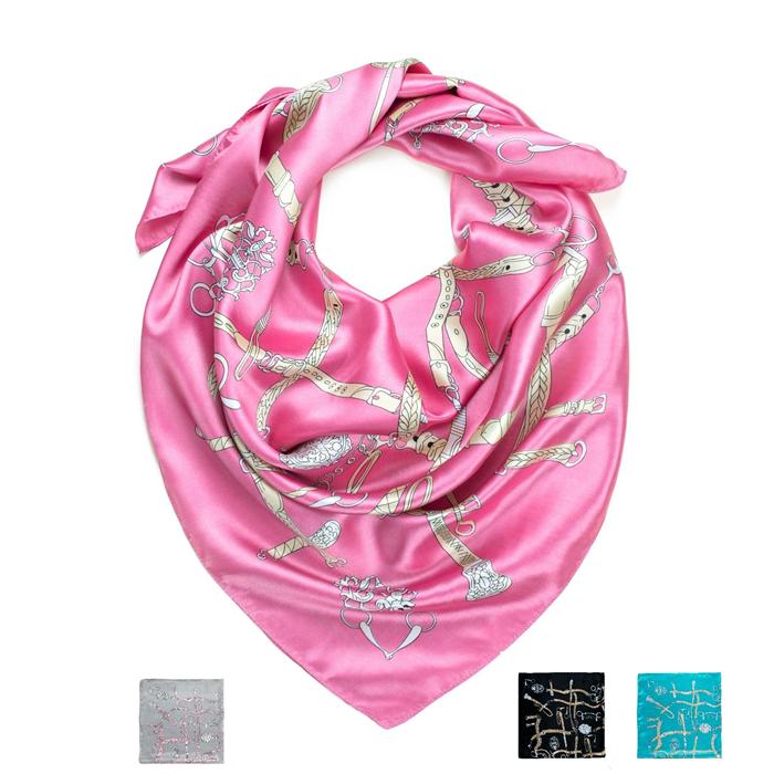 Dámský šátek s ornamenty Toulouse Artofpolo Fsz20337