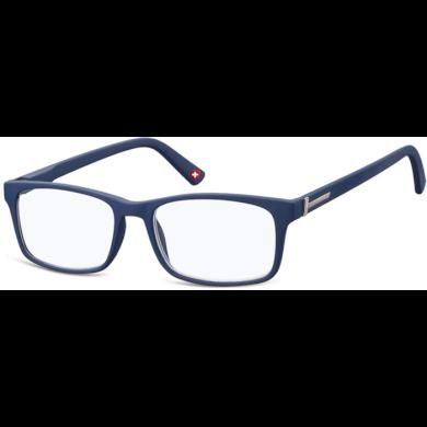 Dioptrické brýle na počítač Anti Blue MX73B Modré Montana BLFBOX73C