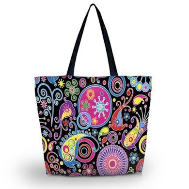 Huado nákupní a plážová taška - Picasso style Huado GW-15914