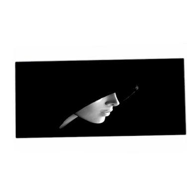 HUADO podložka na stůl 90 cm x 40 cm Temný Huado XM-529