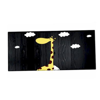 HUADO podložka na stůl 90 cm x 40 cm Žirafa Huado XM-18297