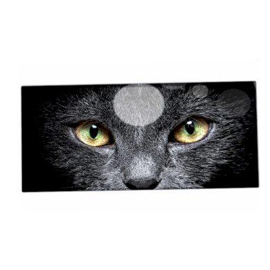 HUADO podložka na stůl 90 cm x 40 cm Kočičí oči Huado XM-62690