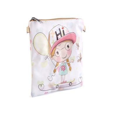 Dívčí kabelka přes rameno Hi girl Lifestyle F720929HG