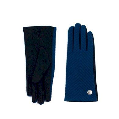 ArtOfPolo dámské rukavice prošívané Modré Artofpolo FArk15355ss02