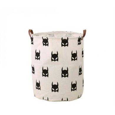 Lněný koš na prádlo Batman 60L Lifestyle CAROR2WZ2