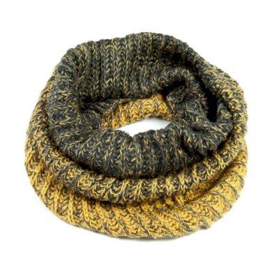 ArtOfPolo kruhový pletený šál komín  Artofpolo FAsz2937ss01