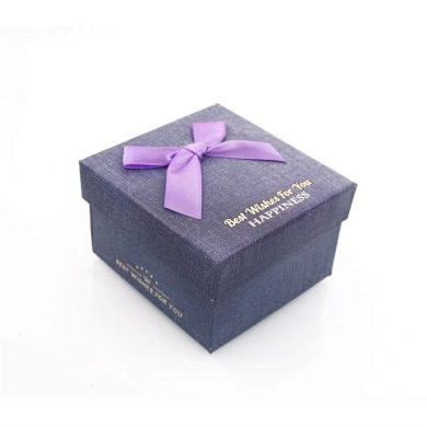 Dárková krabička na hodinky Happines Silver Beads ECPDOZ-2FIO