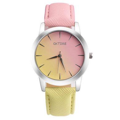 Oktime Dámské hodinky Citronový Shim Watch F553647C