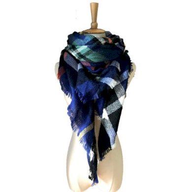 Blanket Dámský šátek Granát 210 cm Cixi F3264-64