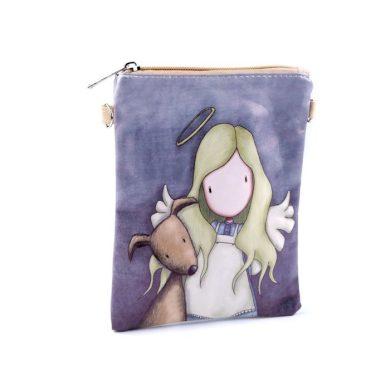 Dívčí kabelka přes rameno Holka andílek Lifestyle F720246SS12