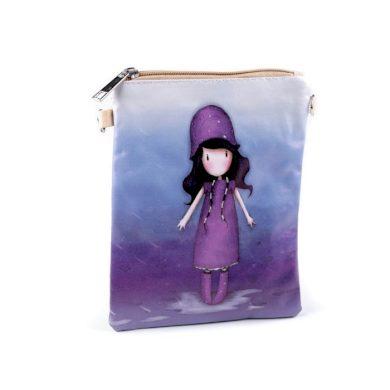 Dívčí kabelka přes rameno Holka violet Lifestyle F720246SS13