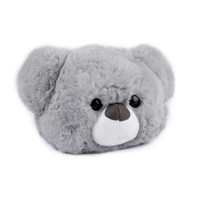 Kožešinová dětská kabelka Šedý medvídek Lifestyle F770954ss01