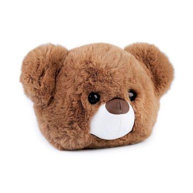 Kožešinová dětská kabelka Hnědý medvídek Lifestyle F770954ss03