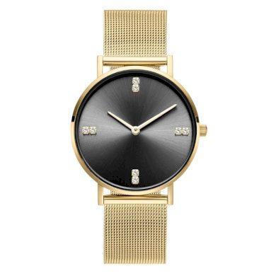 Classy dámské hodinky Solte Zlaté Shim Watch CARZ680Z