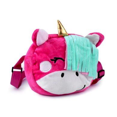 Dětská plyšová kabelka jednorožec Růžový Lifestyle F770989ss03