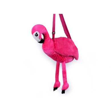 Plyšová kabelka plameňák Růžový Lifestyle F770994