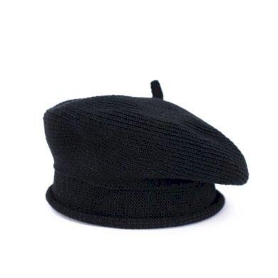 Dámský baret Candela Černý Artofpolo FAcz18416ss06