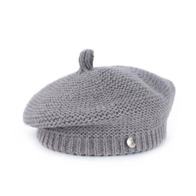 Dámský baret Premium šedý Artofpolo FAcz18353ss01