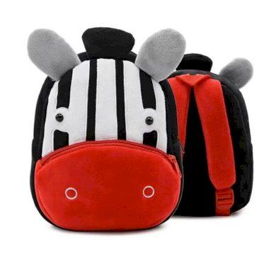 Kakoo plyšový batoh Zvířátko zebra Lifestyle KX7427