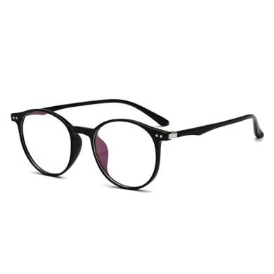 Nedioptrické brýle Superior Oval TR90 - Černé Olympic eyewear sumo131