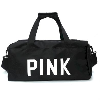 Sportovní taška Love Pink Černá Lifestyle 19080307182266819B