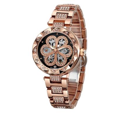 FORSINING dámské hodinky Bloom Crystals FSL8M4G3 FORSINING FSL8188 M4G3
