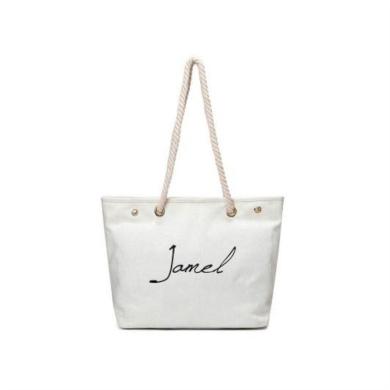 Jamel Plážová taška Bílá Carla T115B