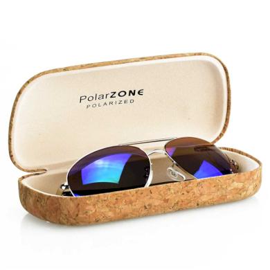 Polarzone Korkové pouzdro na brýle Polarzone KK11A