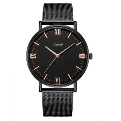 Classy dámské hodinky Black Elegán Classy CARZ687