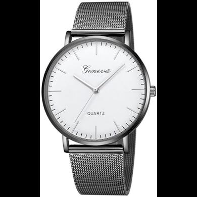 GENEVA kovové hodinky černé BloW Silver Shim Watch 200115093138ss02