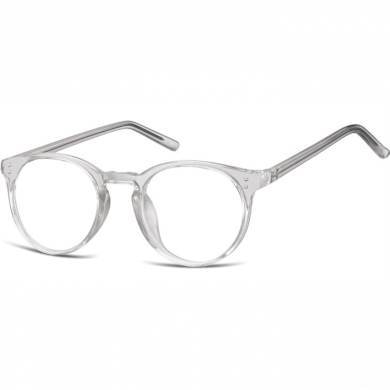 Nedioptrické brýle Oval Cute Kouřové Montana SUNCP123